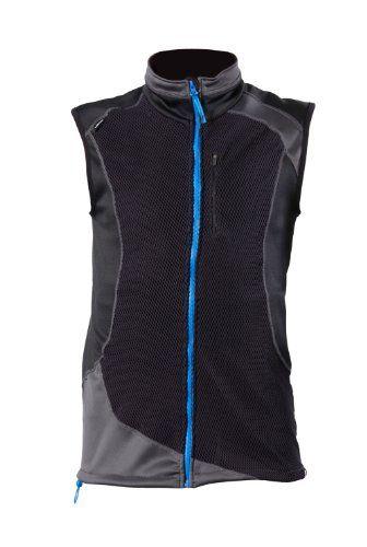 Head Flexor Gilet de ski et snowboard Black/Grey/Blue petit | Your #1 Source for Sporting Goods & Outdoor Equipment
