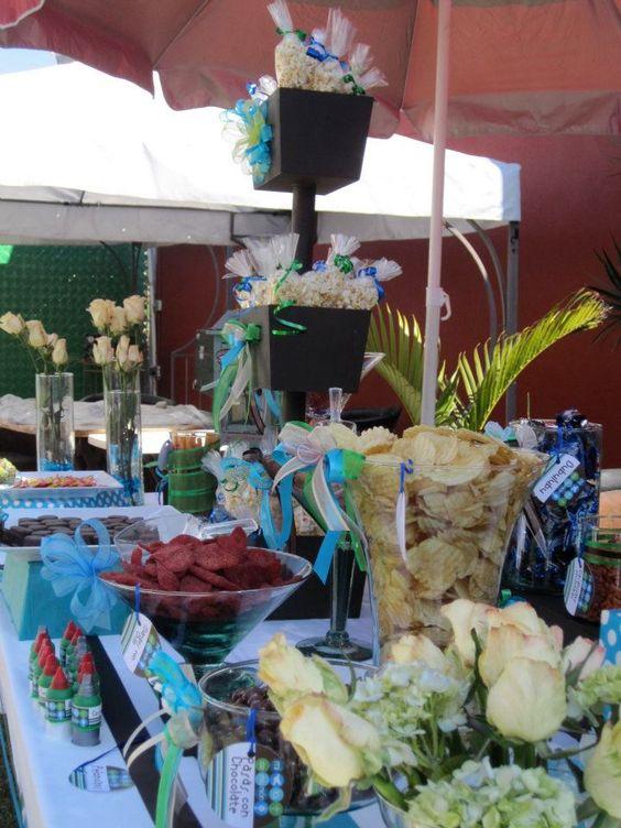 Mesas on pinterest - Ideas para mesas dulces de comunion ...