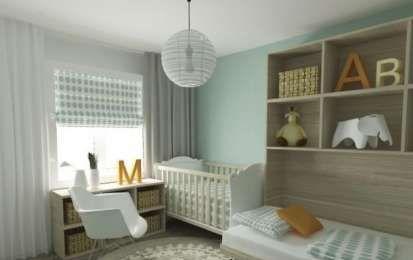 Camerette per neonati - Cameretta neonato mimal