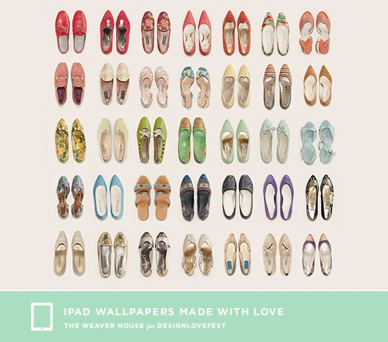 Wallpapers from Design Love Fest. Gee! @Bri Emery your delightful.