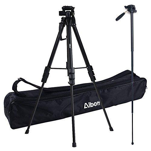 DIY Arrow LEO Antenna - Albott 70 Inch Digital SLR Camera Aluminum Travel Portabl…