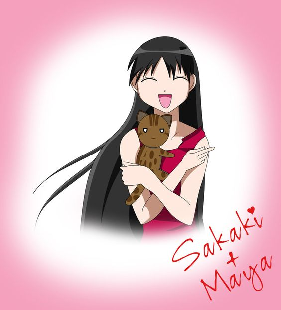 Sakaki and Maya by The-8th-Sin
