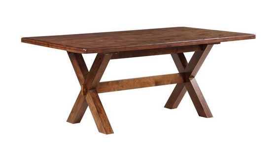 Creston Dining Table #UrbanLoft