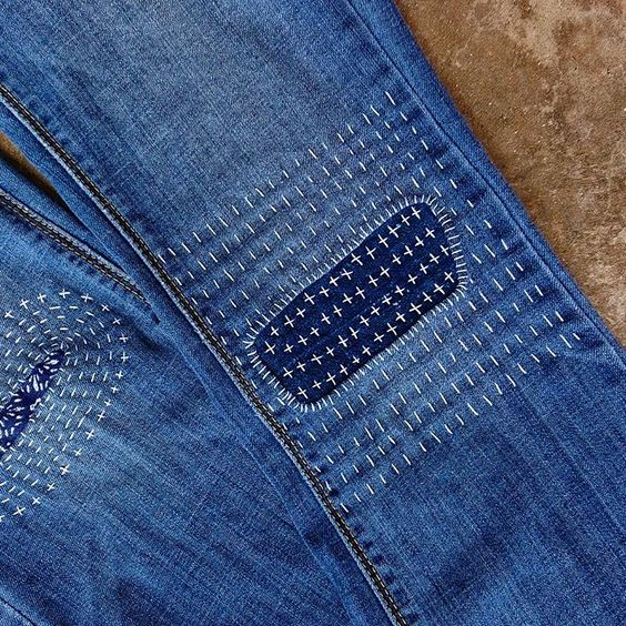 Boro-inspired Mending class happening soon! Are you going to be in the DFW area on Friday, September 21st? Bring your favorite jeans, or…