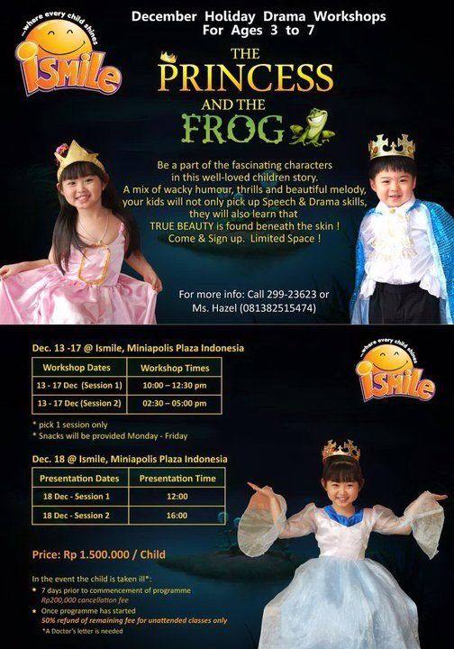 a stage play i directed once upon a time in jakarta indonesia