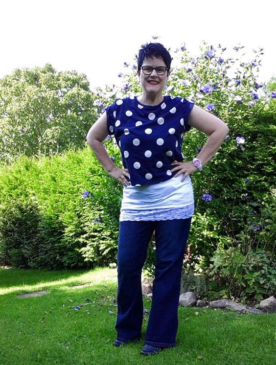 Sabine Gimm Shirt Punkte 1