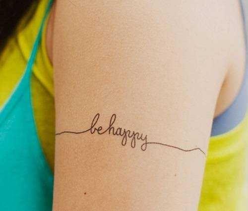 Resultado de imagem para tatuagem 2017 frases e delicadezas