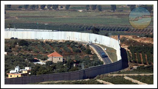 الحدود اللبنانية مع فلسطين المحتلة Hockey Rink Field