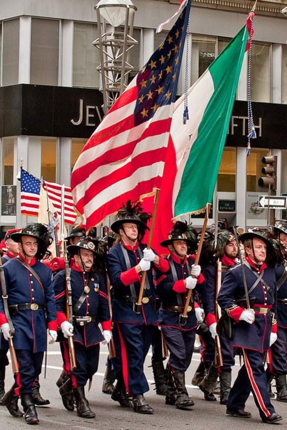 Columbus Day Parade 2020 In New York Dates Map Columbus Day Parade Columbus Day Parades