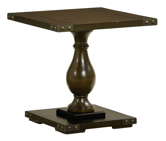 Pierwood End Table by Standard Furniture