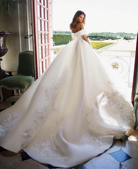 les plus belles robes de mariée tendance