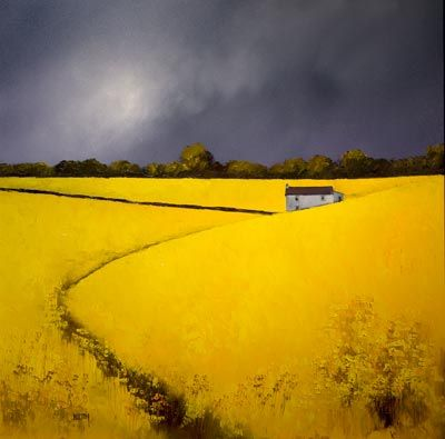 Barry Hilton was born in Manchester in 1941. Barry moved to Cornwall in 1979 where the experience of working alongside a group of extremely active artists helped in the development of his artistic abilities.
