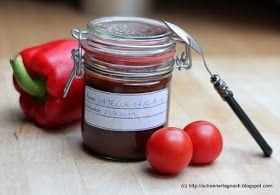 Schöner Tag noch! Food-Blog mit leckeren Rezepten für jeden Tag: Nachgekocht: Selbstgemachte Barbecue-Grillsauce