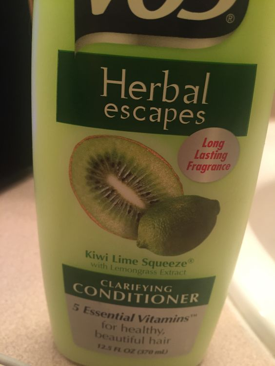 Cheap co-wash product. It smells heavenly and gets the job done! 75 cents at Kroger!