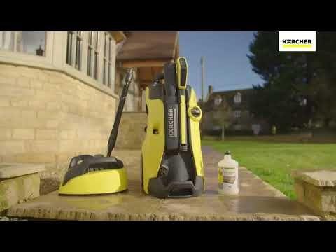 Karcher K7 Premium Full Control Plus Home Pressure Washer Youtube Pressure Washer Youtube Washer