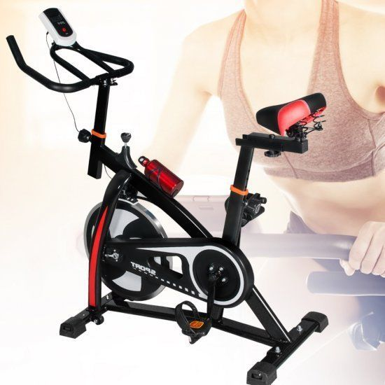 Sport Exercise Cycling Bike Gym Workout Trainer Bicycle Slim