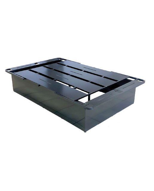 Platform Full Xl Solid Metal Panel On Top Heavy Duty W 15 Legs