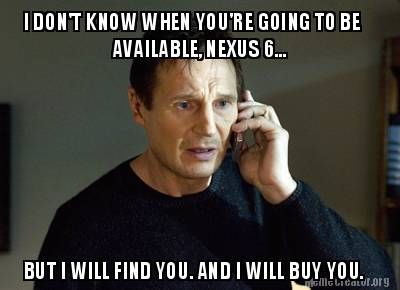 Nexus  fans right now. Are you one of them?