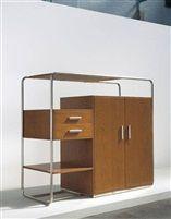 Cabinet, model no. B290 von Bruno Weil