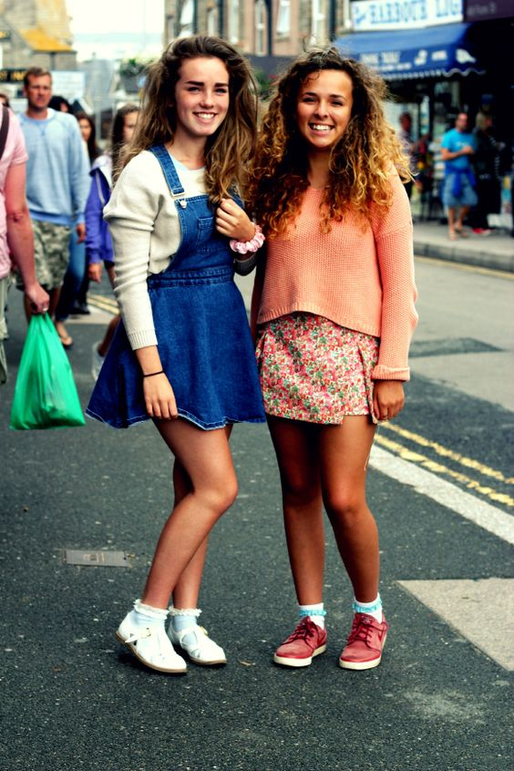 Cornwall Street Style