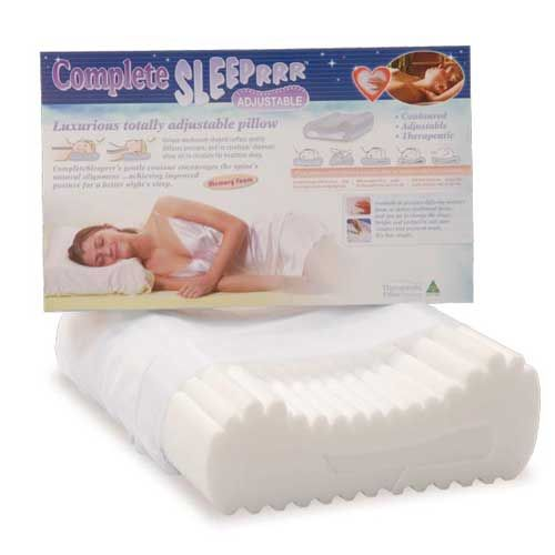 Memory Foam Pillow Original by Complete