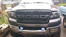 Paramount 41 0159 Letters Raptor Style Grille With Letters Fits 2004 2008 Ford F150 F150 Ford F150 Classic Chevy Trucks