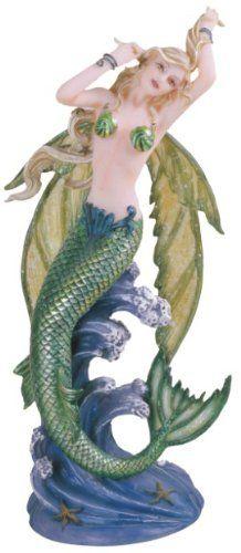 Fairy Collection Mermaid Fantasy Figurine Decoration Collectible Decor: Amazon.com: Home & Kitchen