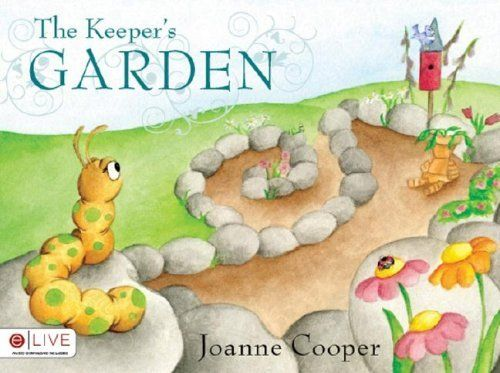 The Keeper's Garden with Free Web Access by Joanne Cooper, http://www.amazon.com/dp/160462437X/ref=cm_sw_r_pi_dp_wRAgqb0WER8C7