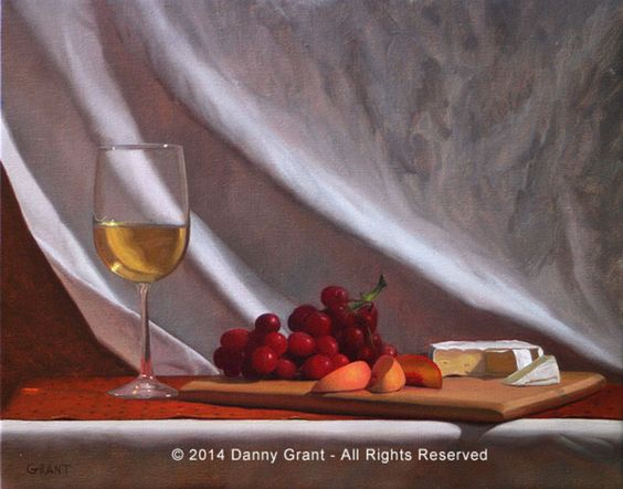 Fruits of Labor by Danny Grant at Quent Cordair Fine Art - The Finest in…