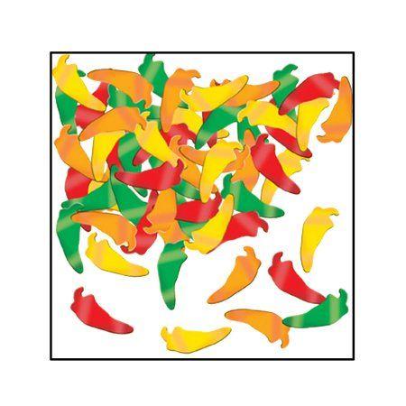 Fanci-Fetti Chili Peppers Halloween Decoration - Walmart.com