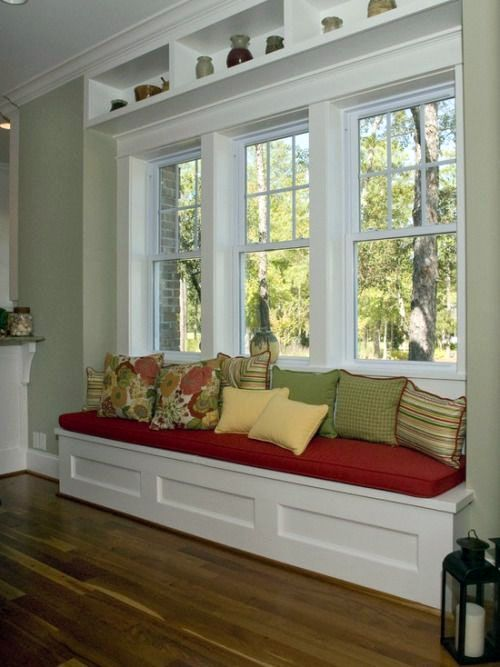 Imaginative Ways To Use Window Seats In 2020 Bedroom Seating Area Bedroom Seating Bench Seating Kitchen