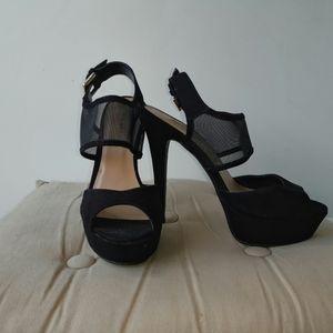 Sandales talons New look