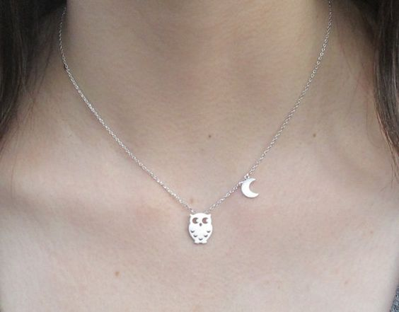 I already have this necklace but I love it.