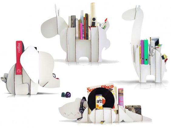 Pinterest the world s catalog of ideas - Origami desk organizer ...