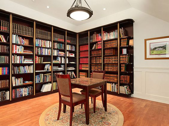A nice sized library