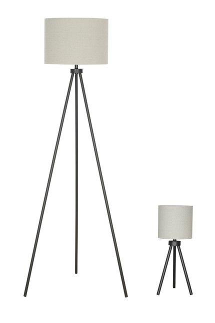The Best Home Decor At Walmart In 2021 Black Tripod Floor Lamp Floor Lamp Table Floor Lamp
