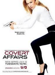 Covert Affairs – Videobb Série Online