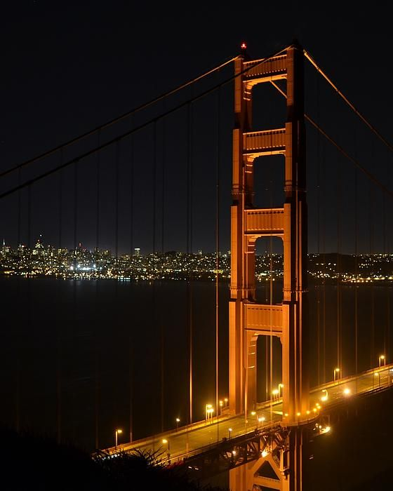 Golden Gate Bridge by David Lobos - Golden Gate Bridge Photograph - Golden Gate Bridge Fine Art Prints and Posters for Sale