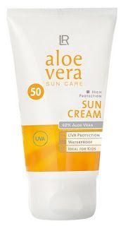 Aloe Vera: Aloe Vera Sonnenschutz ohne Parabene
