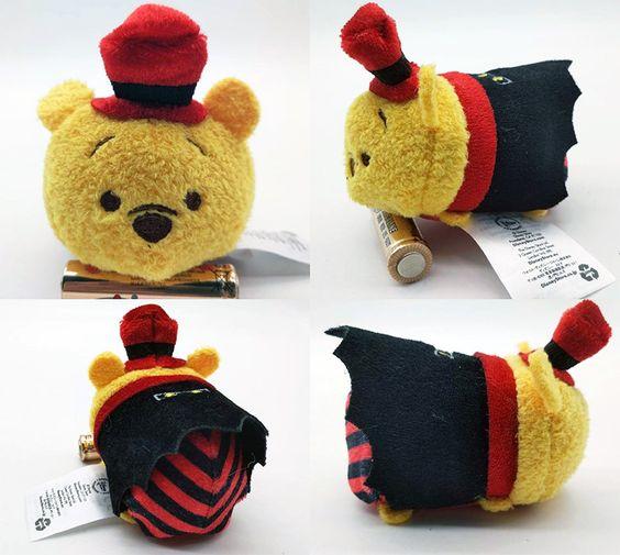 Preview: Mini Halloween 2016 Winnie the Pooh Tsum Tsum