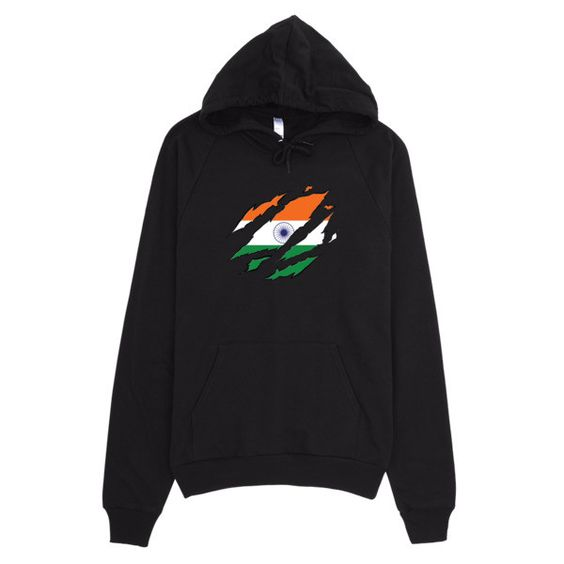 Indian Ripped Unisex Hoodie
