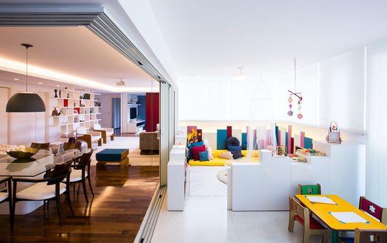 amarelo arquitetura :: brinquedoteca