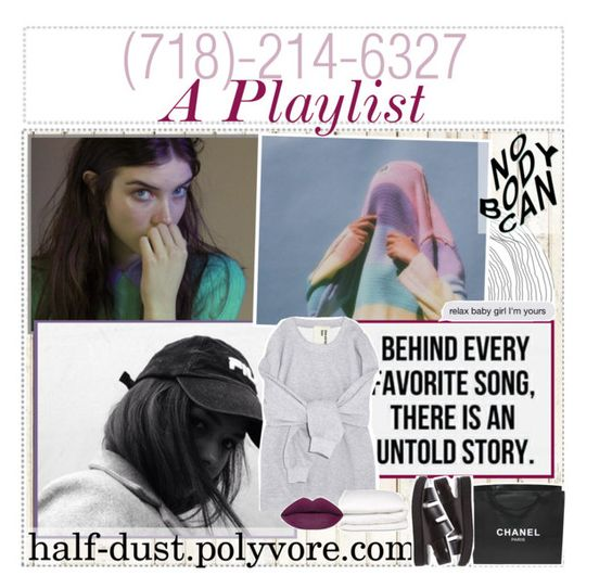 """""""(718)-214-6327 : a playlist"""" by brilliance-belongs ❤ liked on Polyvore featuring art and halftips"""