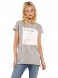 Since 1980 Short Sleeve T-Shirt in Grey
