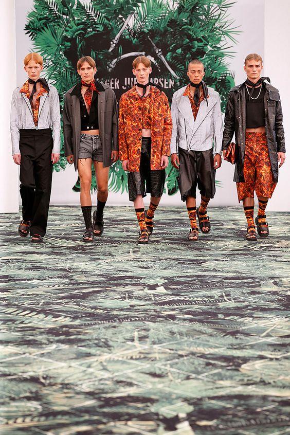 Asger Juel Larsen Spring Summer 2016 Primavera Verano - Copenhagen Fashion Week - #Menswear #Trends #Moda Hombre #Tendencias - F.Y!