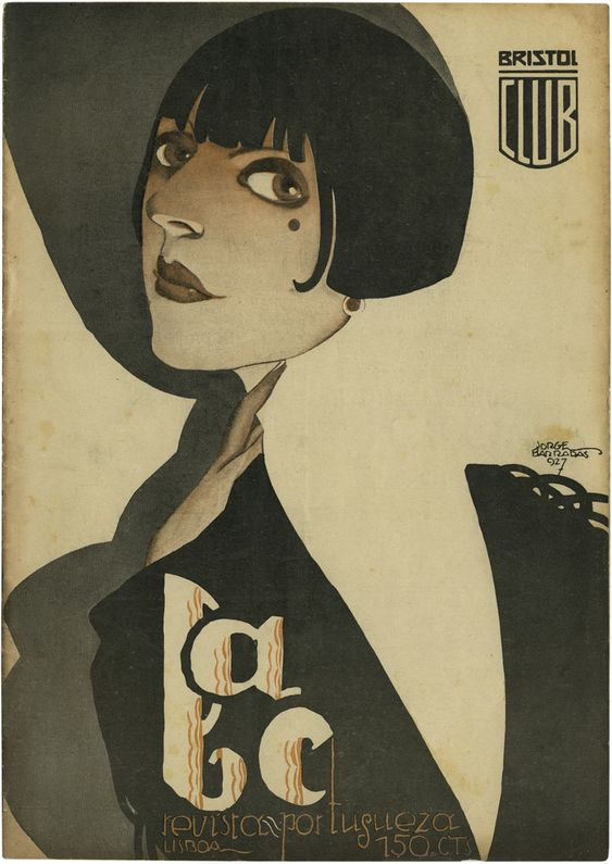 'ABC' nº353, por Jorge Barradas, 21 Abril 1927
