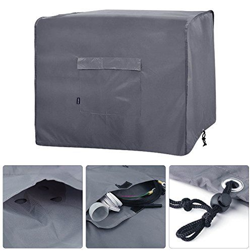 Bougerv Generator Storage Cover For Champion 4800W-11500W Champion Power