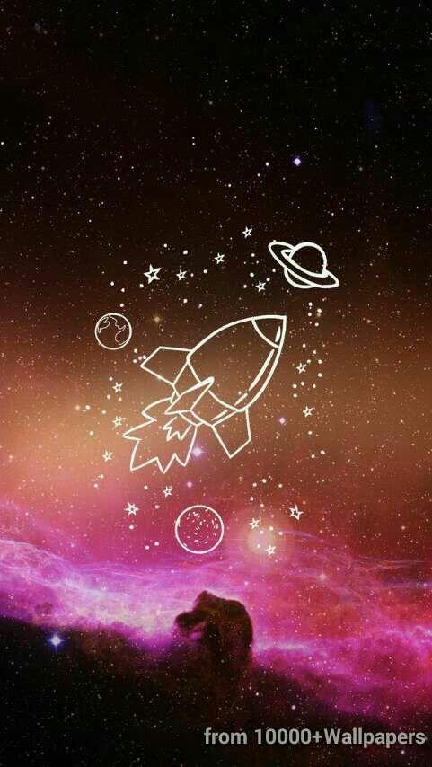 cute galaxy wallpaper tumblr - photo #33