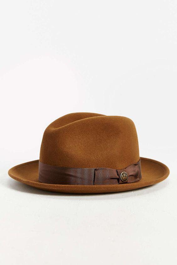 Goorin Bros. Dean Butcher Fedora Hat