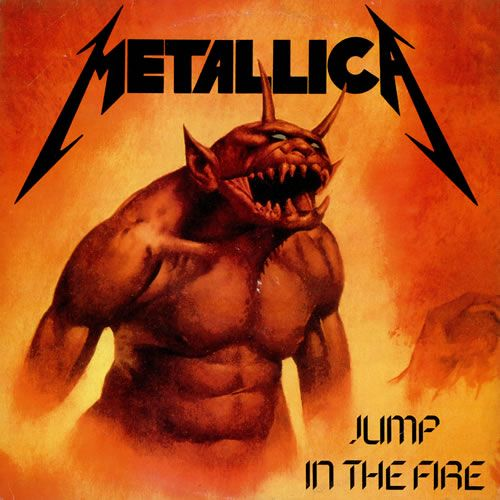 While most of all my favorite bands were fading or found themselve on classic rock format radio, Metallica and handful of others perservered and battled through the 1990's against alt rock dominance.